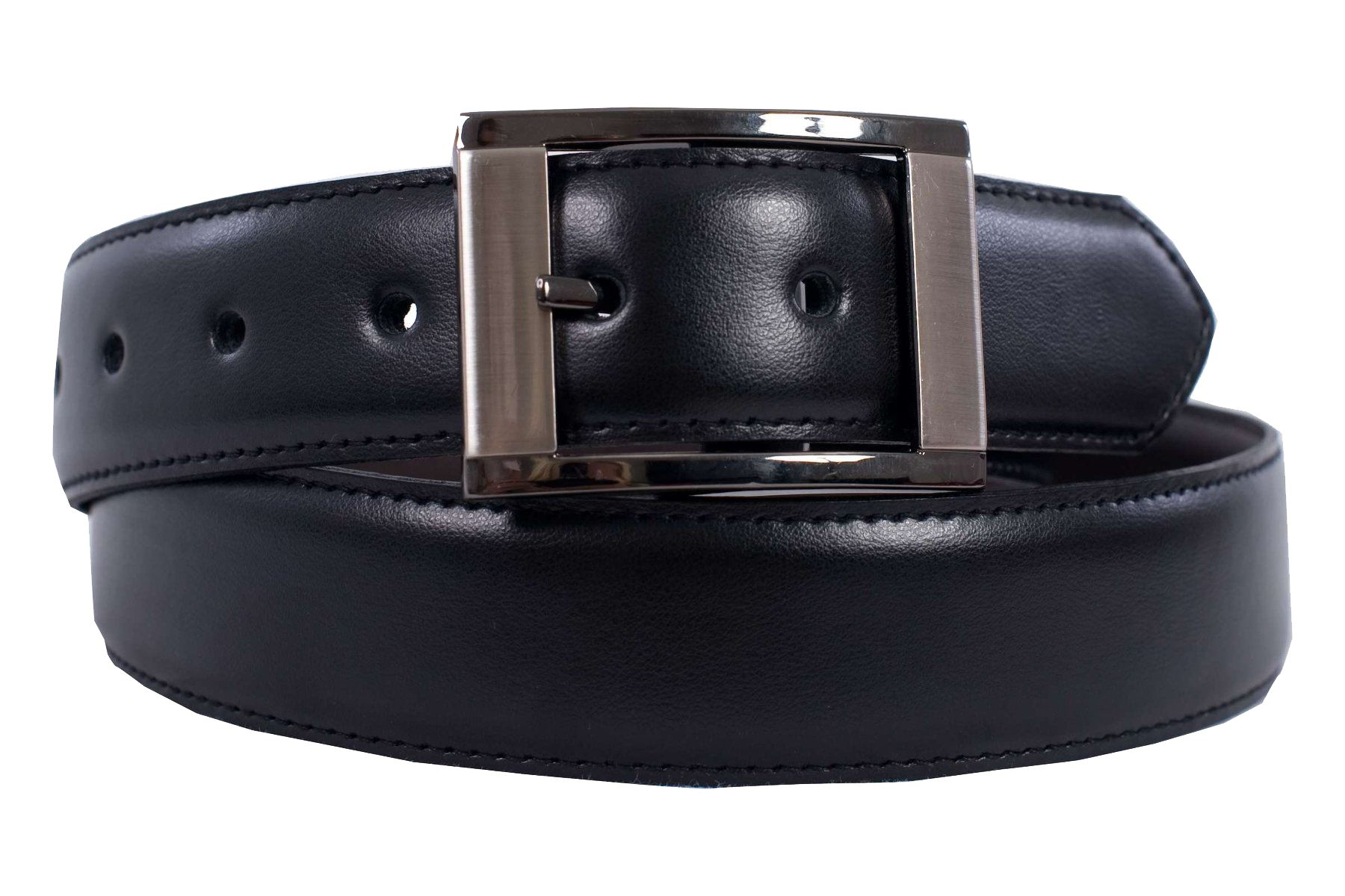 35mm Reversible Genuine Leather (126738)