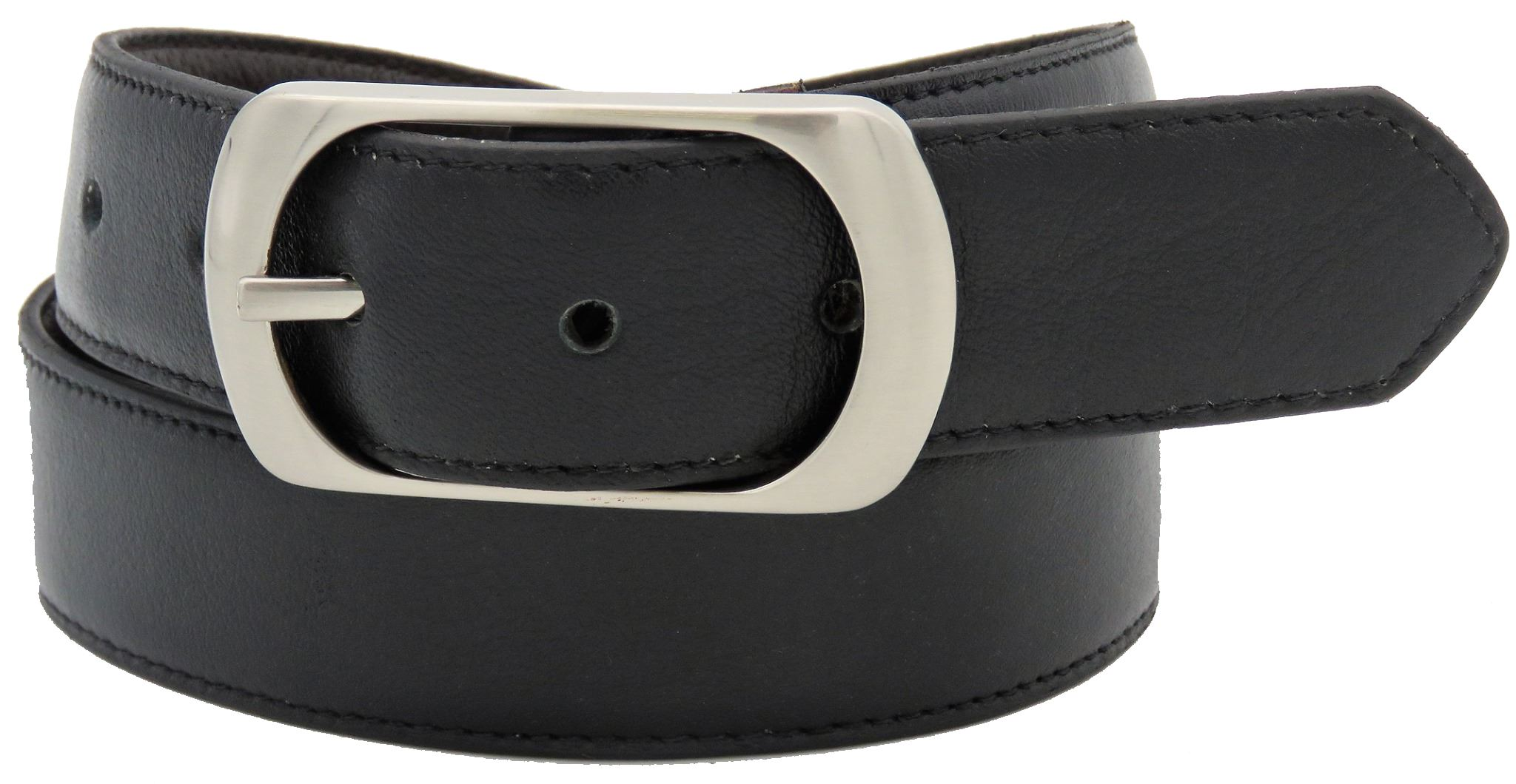 35mm Genuine Leather Reversible Leger (128257)
