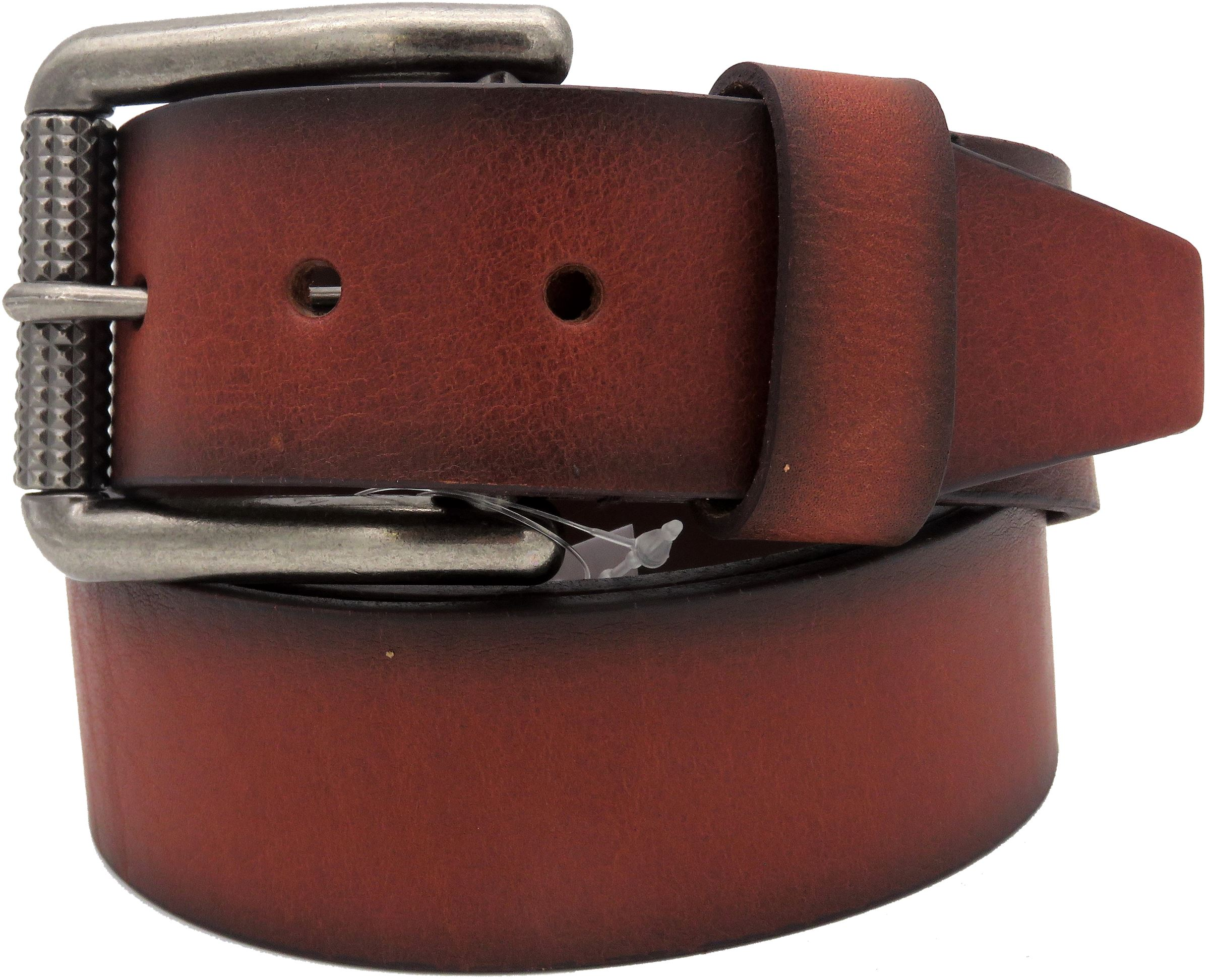 40mm Genuine Leather Rustic Belt (129165)